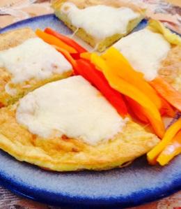3 ingredient pizza crust