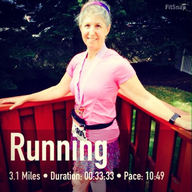 Run#1: 5k