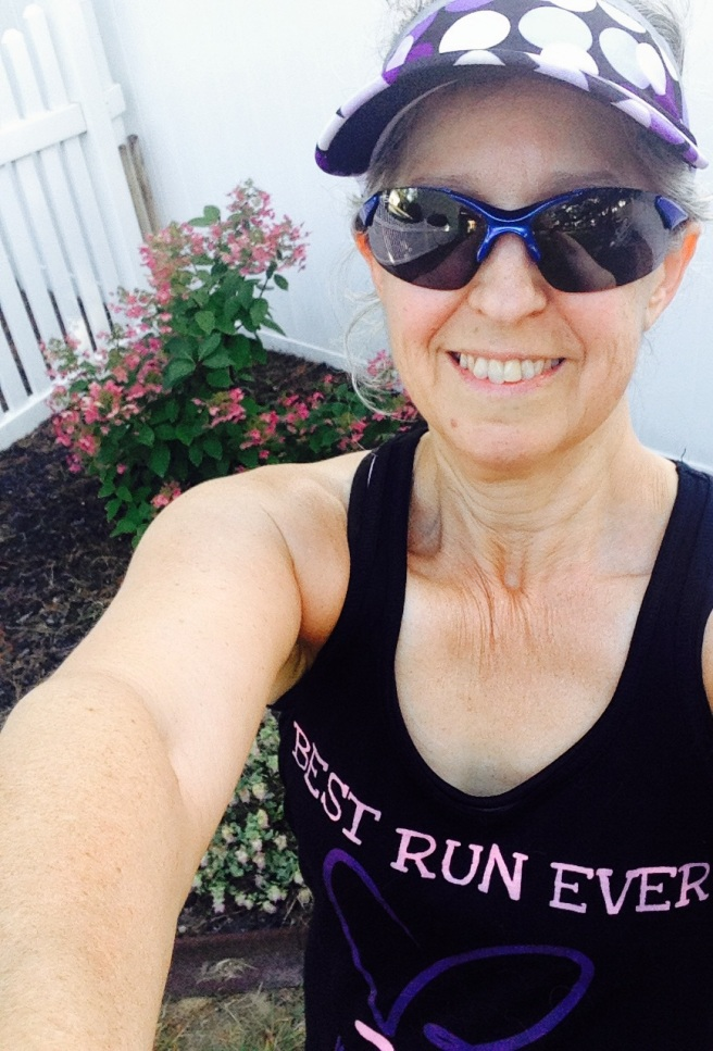 Run#2: 4 miles easy