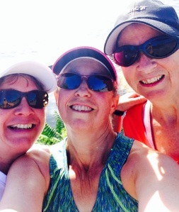 Inspiring runners in my group