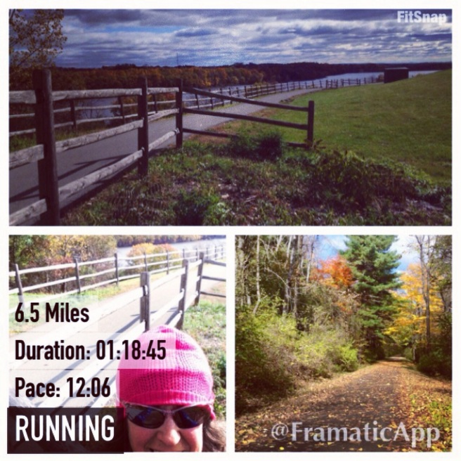 Better fall running