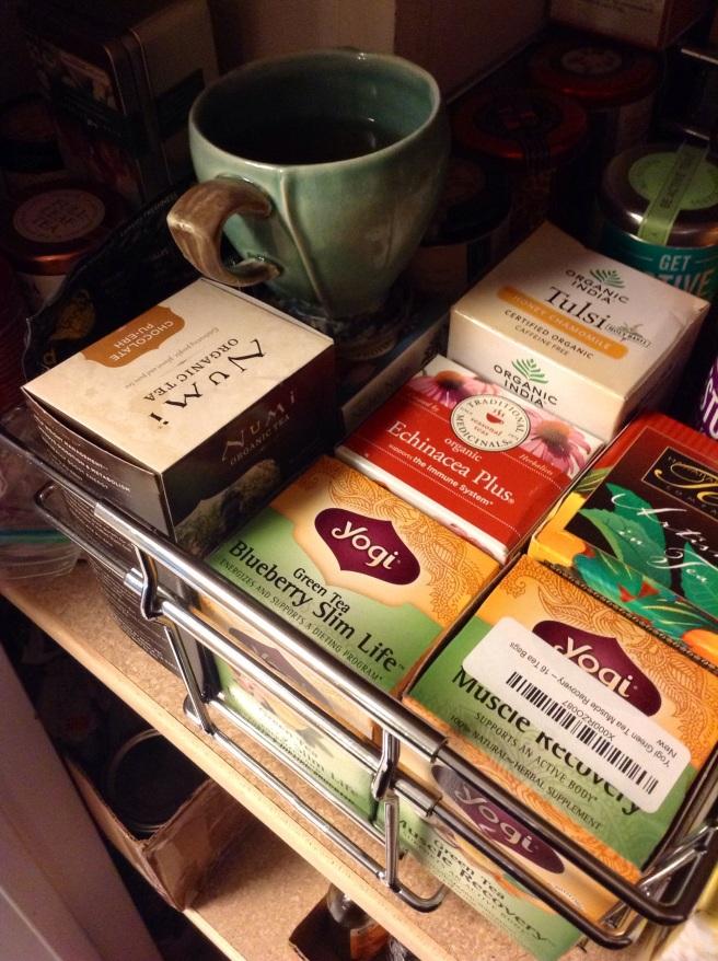 I do love my tea!