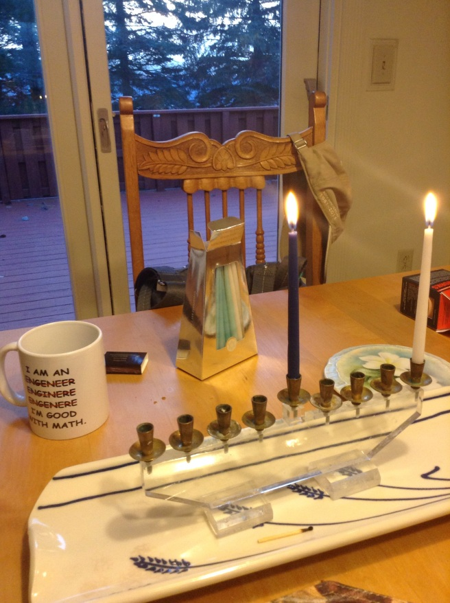 Happy Hannukah, y'all!