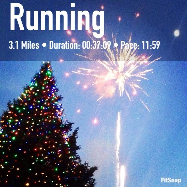 Last Run 2015