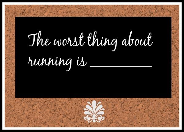 running worst