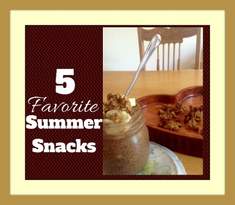 5favoritesummersnacks