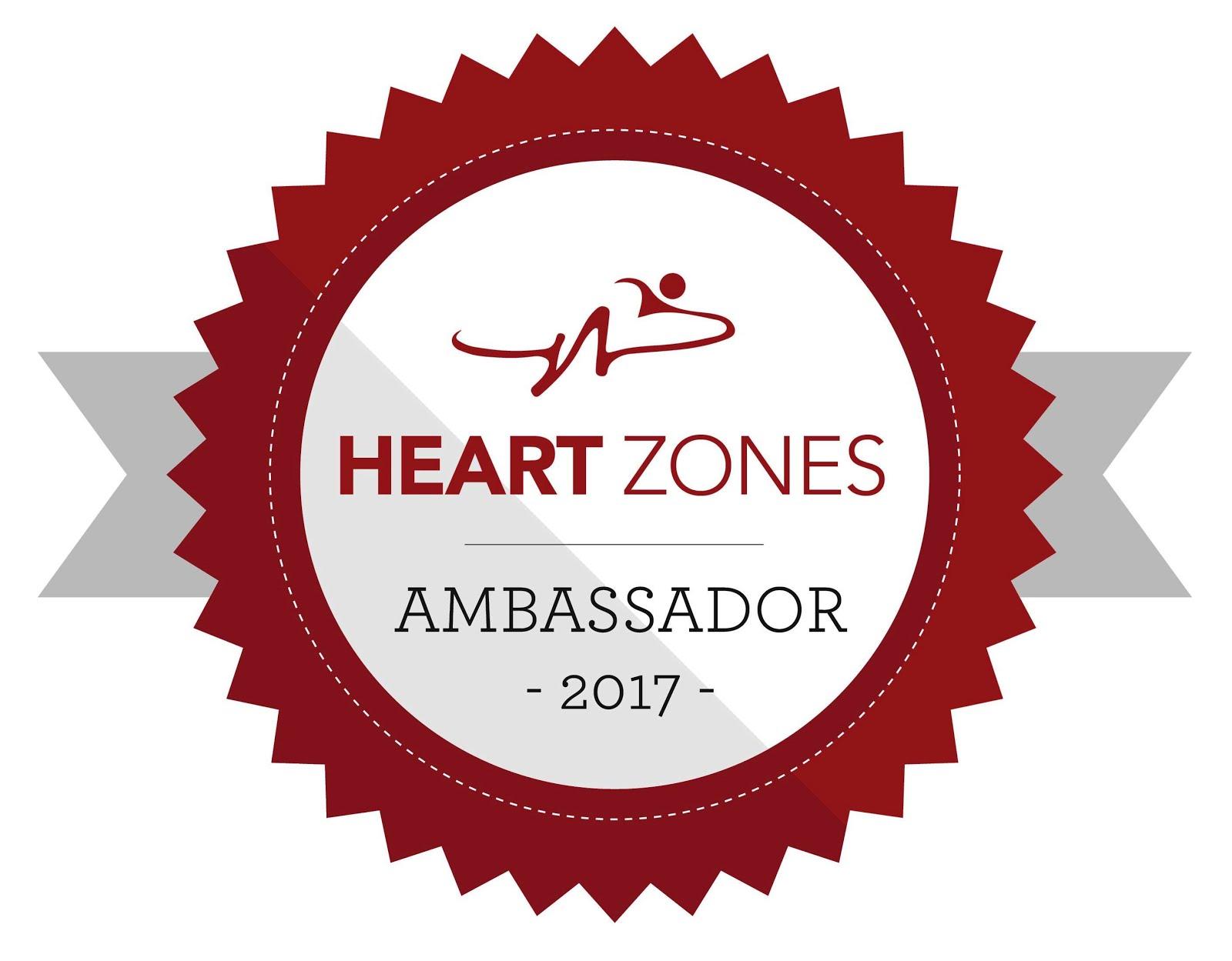 Heartzones Ambassador 2017
