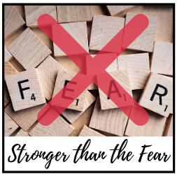 bstronger than fear