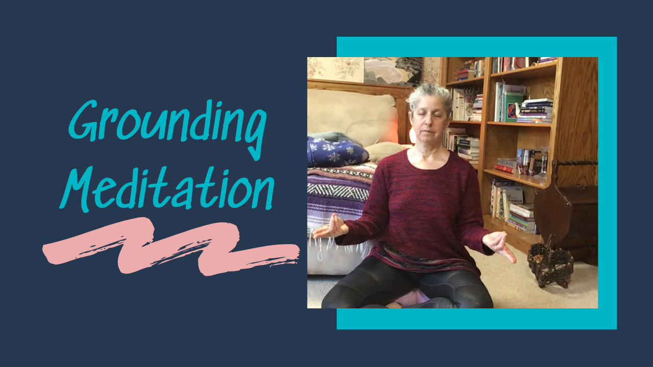 gwy grounding meditation