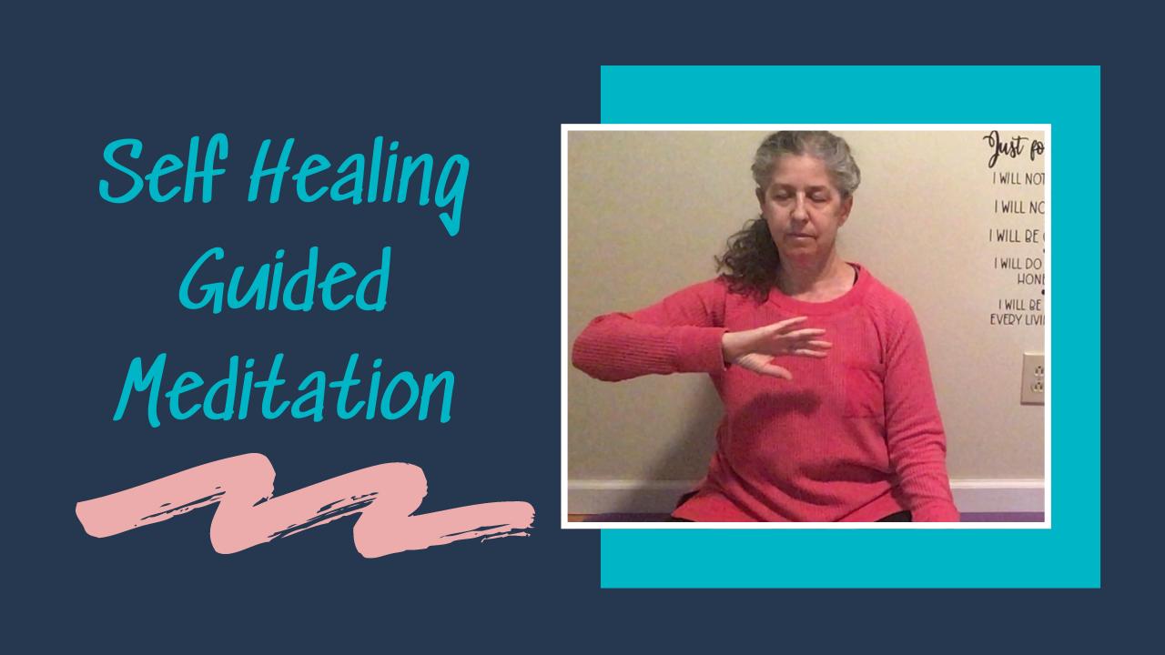 gwy self healing meditation