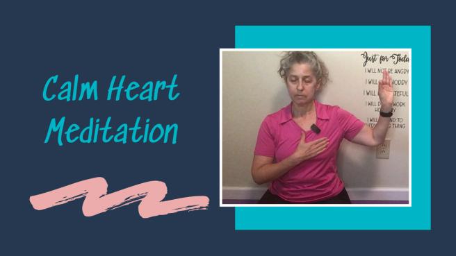 gwy calm heart meditation