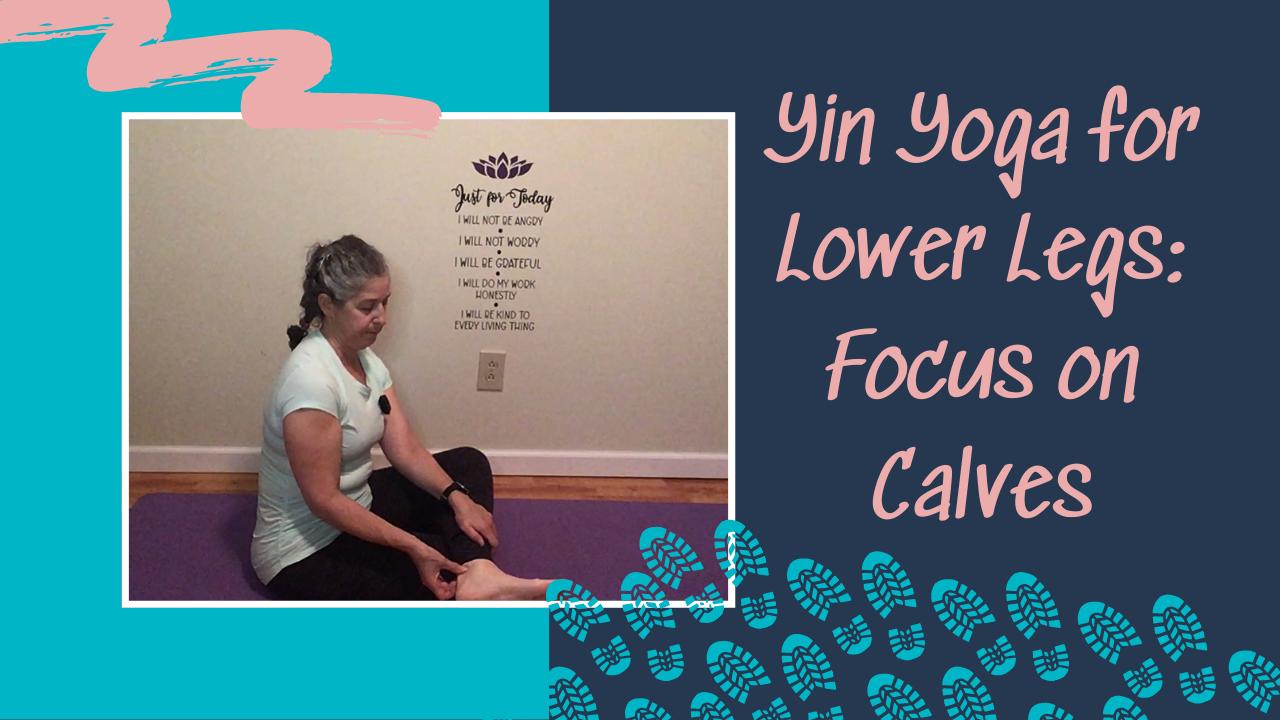 GWY Yin Yoga for Calves