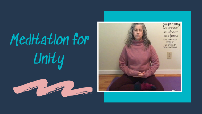 GWY Meditation for Unity
