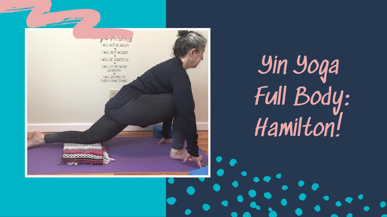 GWY Yin Yoga Hamilton