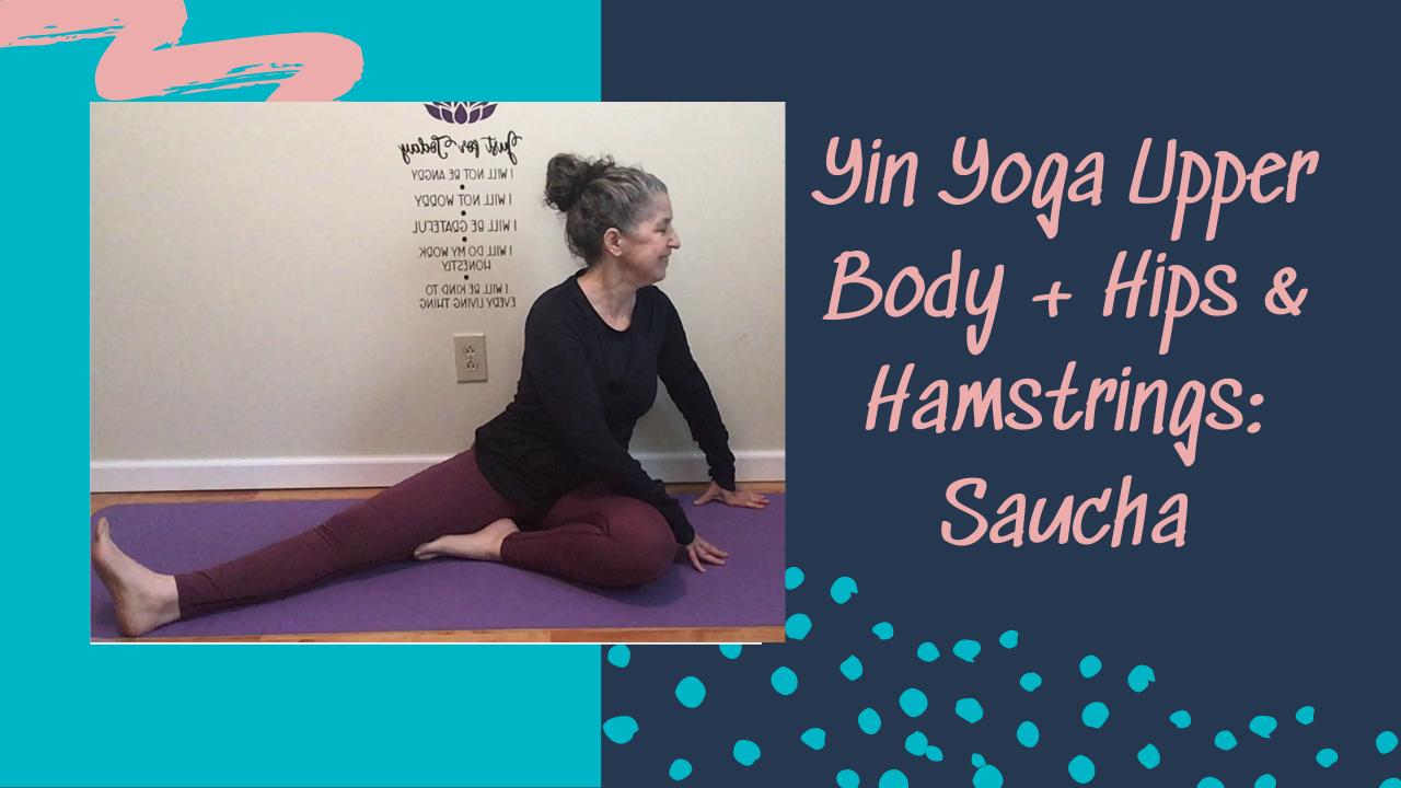 GWY Yin Yoga Saucha