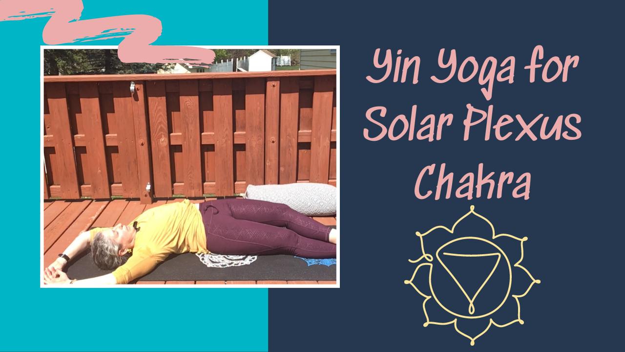 GWY Solar Plexus Chakra