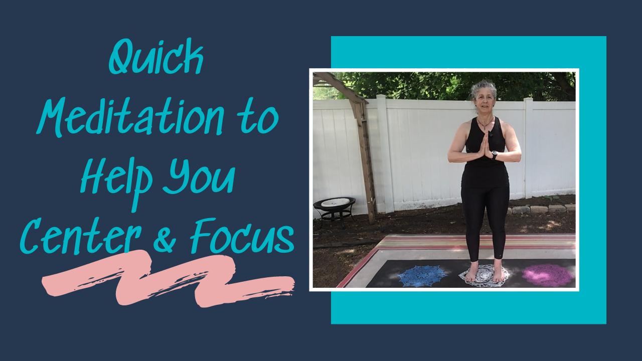 GWY Grounding Chakra Meditation