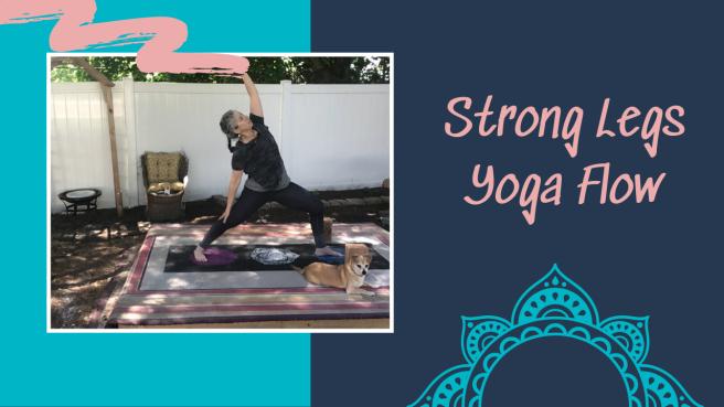 GWY Strong Legs Yoga Flow