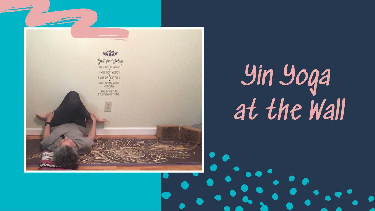 GWY Yin Yoga at the Wall
